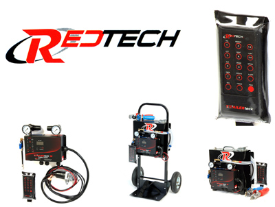 Redtech Collage